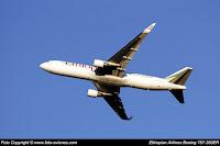 Boeing 767 ET-ALT