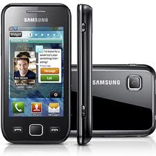Samsung Wave GT-S5253 phonecomputerreviews.blogspot.com