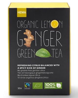 hema lemon ginger thee