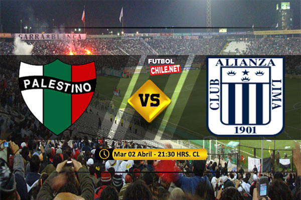 Palestino se impuso 3-0 frente a Alianza Lima por la Copa Libertadores