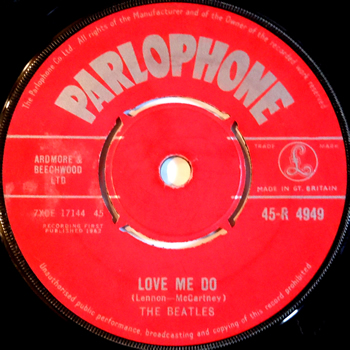 "The Daily Beatle: When was the ""Love Me Do"" master tape lost?"