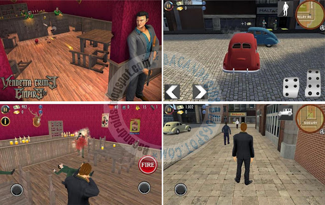 Game Vendetta Crime Empire 3D Apk Android