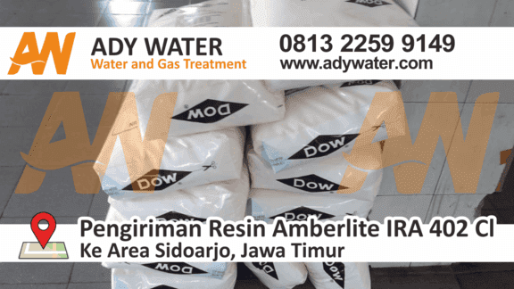 jual resin, cara kerja filter resin anion kation