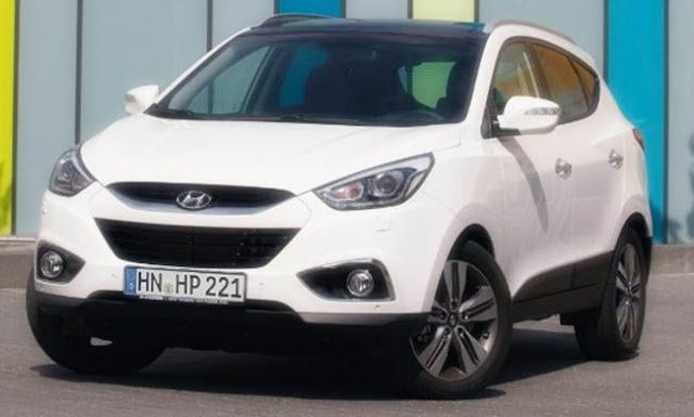2017 Hyundai Ix35 Review