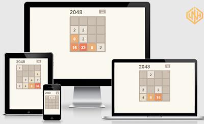 Share Template Game 2048 Huyền Thoại Tuổi Thơ