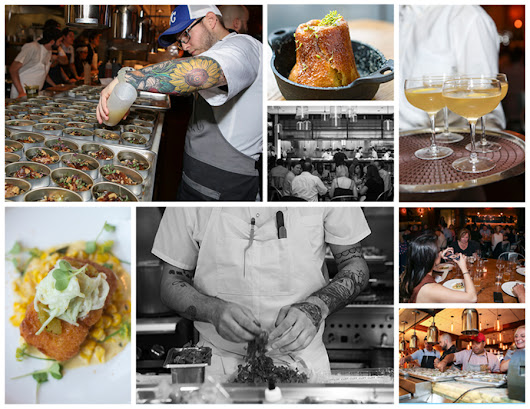 Texas Sous Chef Dinner :: A Night with Some Incredible Talent