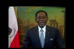 Inilah Pidato Presiden Guinea Khatulistiwa, Teodoro Obiang Mbasogo di Debat Umum PBP ke 75