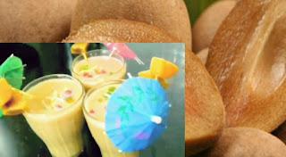 Chikoo Milkshake-Heathy chikoo drinks-Kids meal