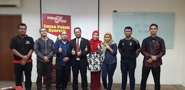 Seminar Emas Public Gold 2019