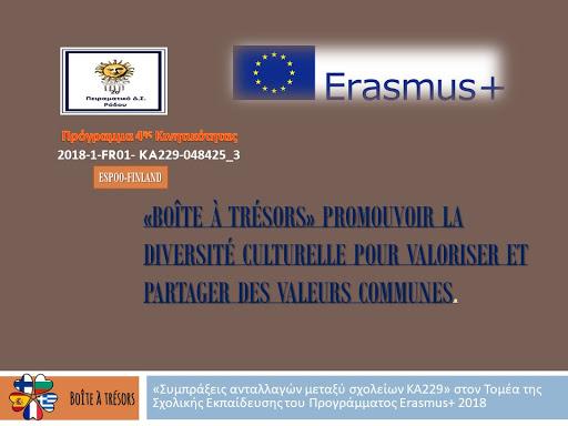 ERASMUS+ ESPOO-FINLAND