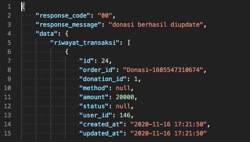 cara mengakses API dengan Postman Canary