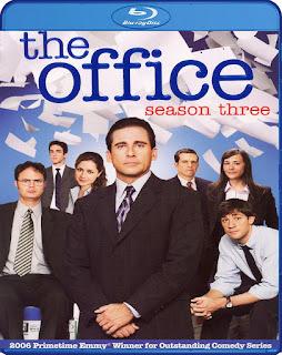 The Office – Temporada 3 [4xBD25] *Con Audio Latino