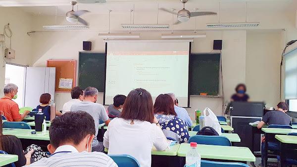疫情升溫學習不中斷 建國科大5/17起實施線上教學兩週