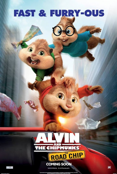 Alvin and the Chipmunks: The Road Chip (BRRip 1080p Dual Latino / Ingles) (2015)