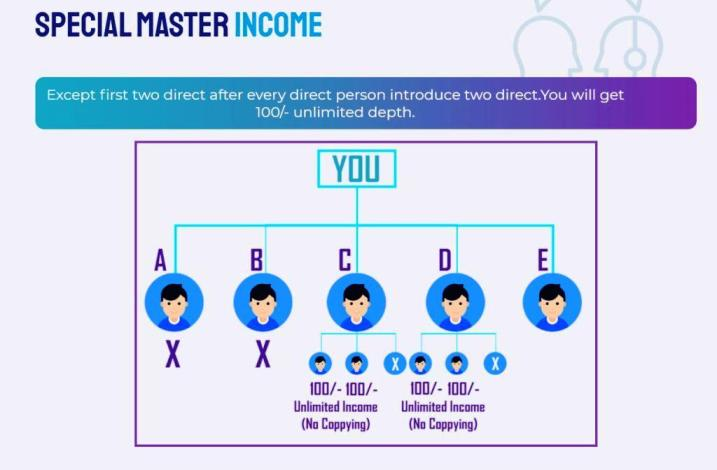 INR Expert Master Income