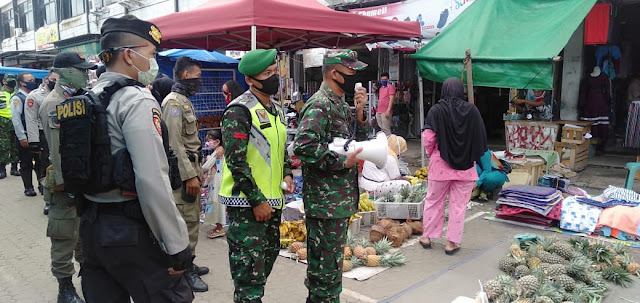 Jelang Idul Fitri, Sejumlah mall dan pasar tradisional di Kota Bandar Lampung tetap buka, Meski Ditengah pandemi Covid19