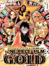 Imagem One Piece Filme Gold - Legendado