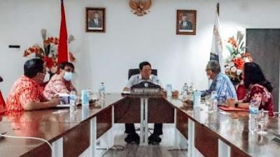 Wagub Kandouw Buka FGD Bahas Produk Perikanan Dari Kawasan Timur Indonesia Ke Jepang