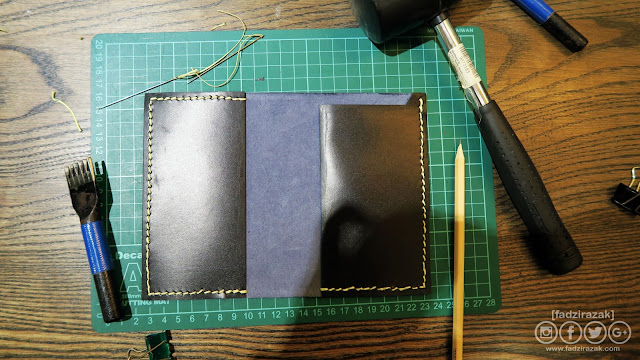 Traveller Leather Notebook