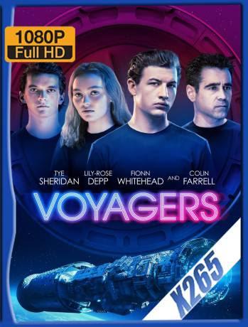 Voyagers (2021) AMZN WEB-DL 1080p x265 Latino [GoogleDrive] Ivan092