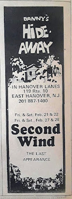 Danny's Hideaway in East Hanover, New Jersey