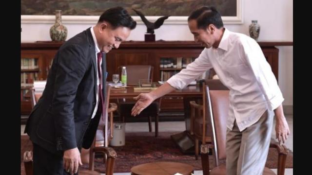 Yusril Masuk Kabinet Jokowi? Ini Kata Pengamat