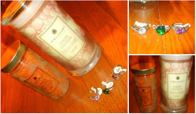 jewelry candle jewel scent review easter basket adulting blogger lifestyle