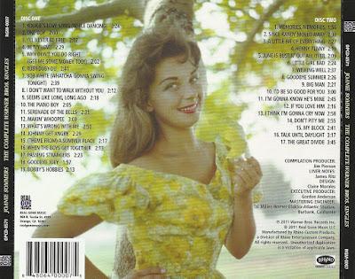 Joanie Sommers- The Complete Warner Bros. Singles