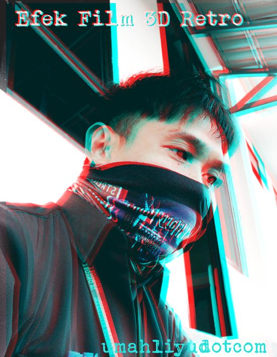 Cara Membuat Efek Film 3d Retro Di Photoshop Umahliyu