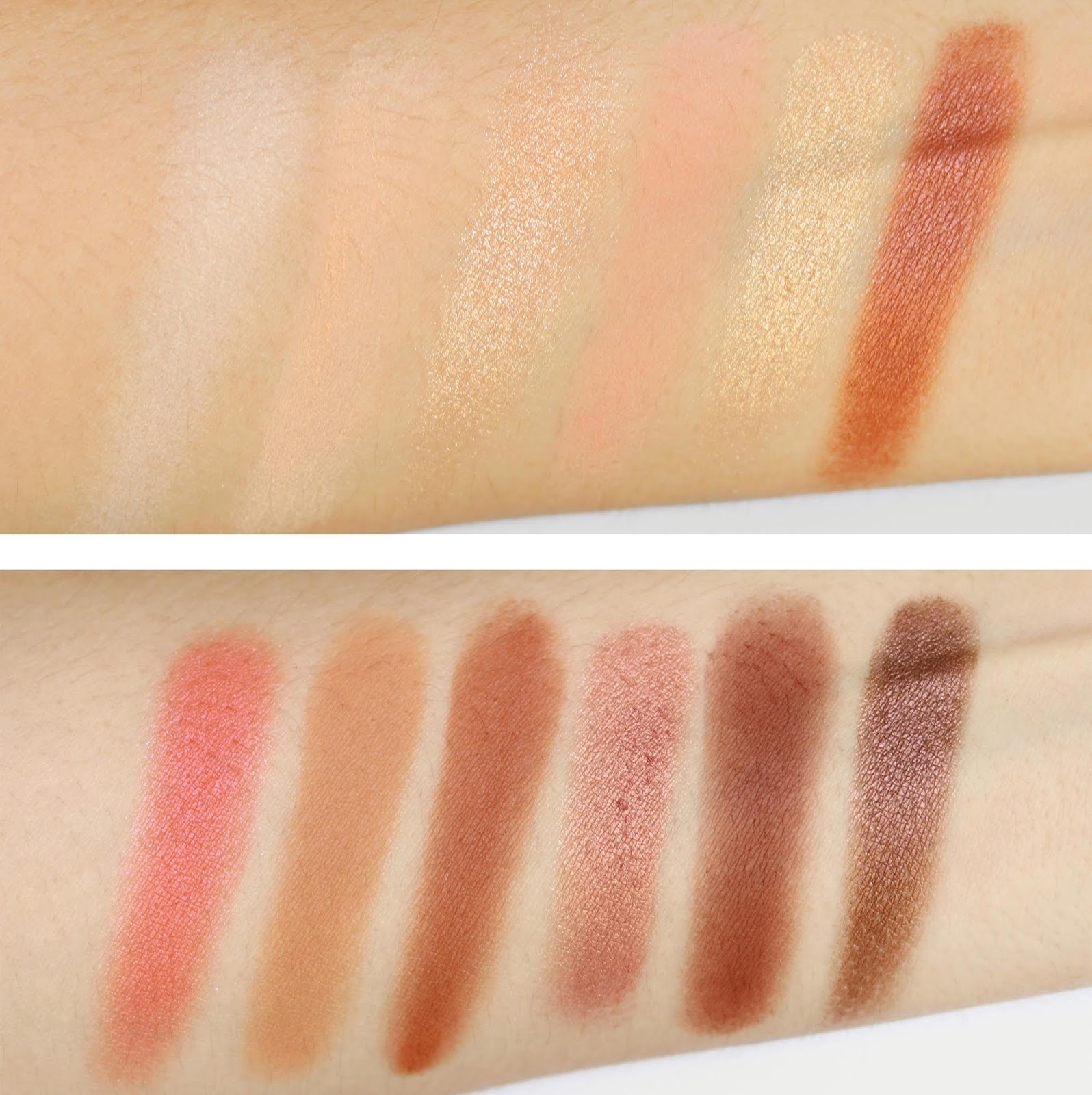 loreal paradise enchanted scented collection swatches tutorial