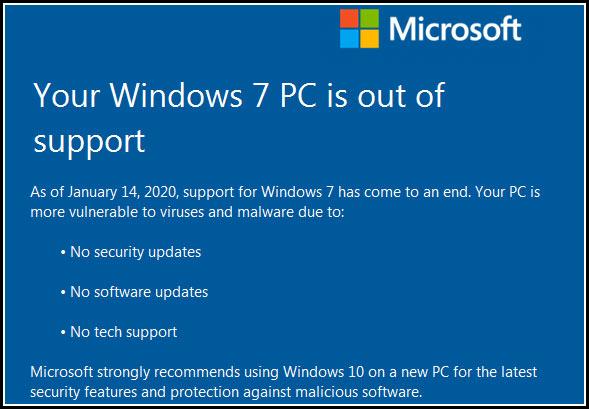 اختراق نظام Windows 7