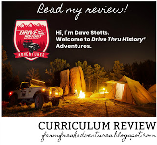 Drive Thru History Adventures~ Curriculum Review