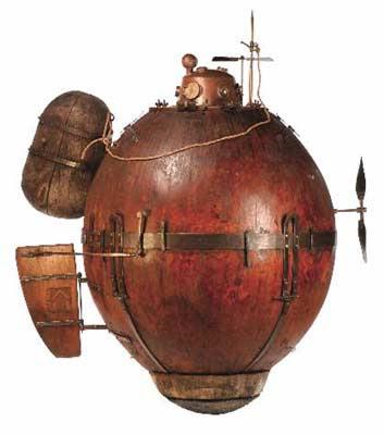 Inventos creados en la Revolución Industrial