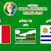 مشاهدة مباراة أوروجواي والبيرو بث مباشر بتاريخ 29-06-2019 كوبا أمريكا 2019