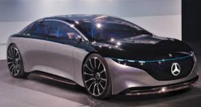 Jangkauan Mercedes EQS EV mencapai 770 km, atau 478 mil, ujar CEO