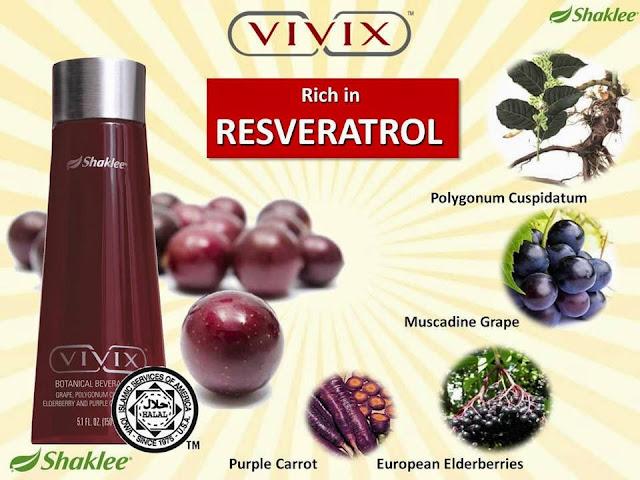 ramuan vivix shaklee