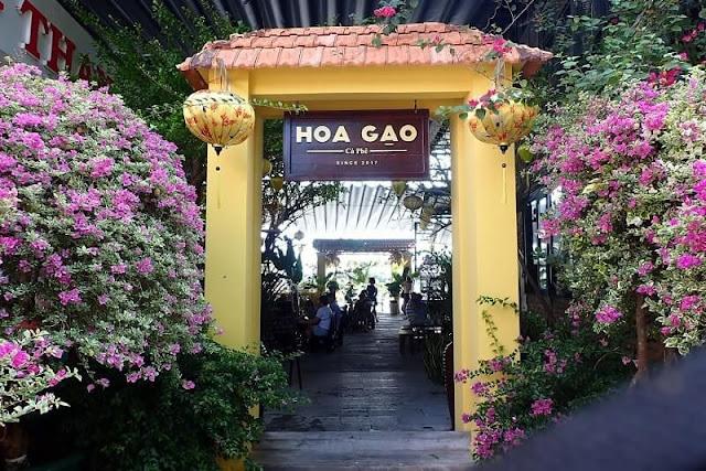 Cafe Hoa Gạo Sa Đéc