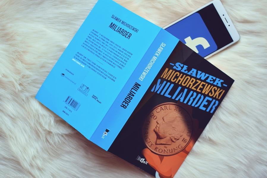 opowiadanie, recenzja, SławekMichorzewski, Miliarder, komedia, sensacja, Francja, Bydgoszcz, szpiegostwo, Oficyna4EM,