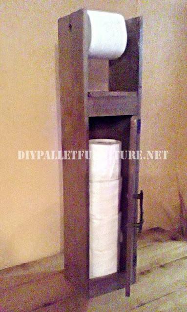 Mueble para el papel de water - Papel para muebles ...