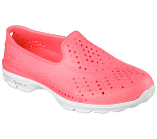 Flip over into the monsoons with Skechers