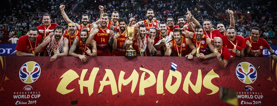 FIBA Basketball World Cup 2019 Final Standings and Awards
