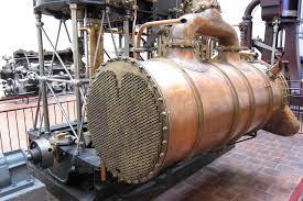 Function of condenser in Boiler