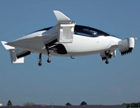 Air Taxi Startup Lilium Stages Test Hover of 5 Seater Prototype