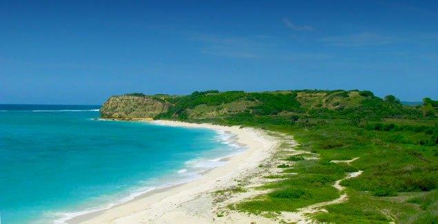 Pantai Ekas Lombok