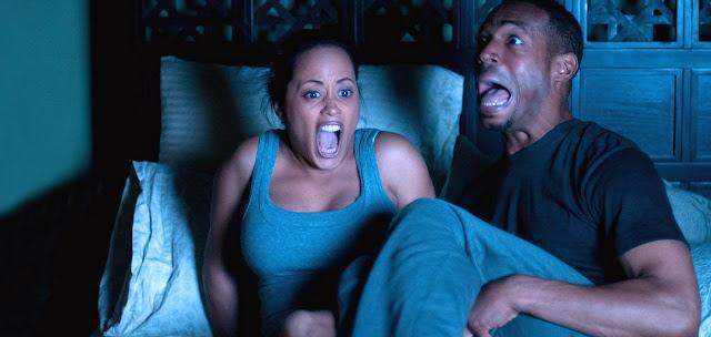 Paranormal Activity Parodiat De Marlon Wayans În Primul Trailer Pentru Comedia A HAUNTED HOUSE