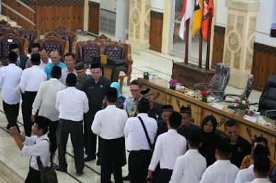 KPU Lampung Timur Lantik 792 PPS
