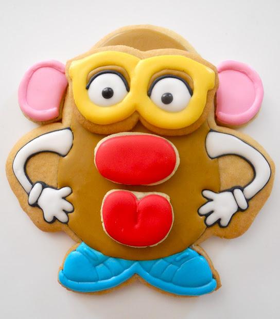 Sugar Events Play With Food Potato Head