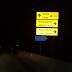Προσοχή στην έξοδο για το Περιβόλι και τη Μακρυρράχη Δομοκού, στην αρχή του αυτοκινητοδρόμου Ε65