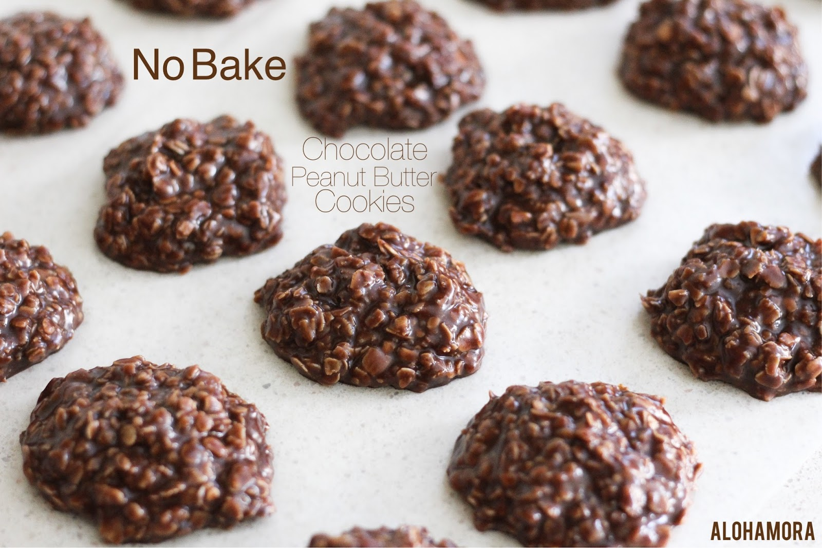 Alohamora open a book no bake chocolate peanut butter cookies this may show my immaturity but in college and still with my kids wed call no bake chocolate peanut butter cookies gorilla poo forumfinder Gallery