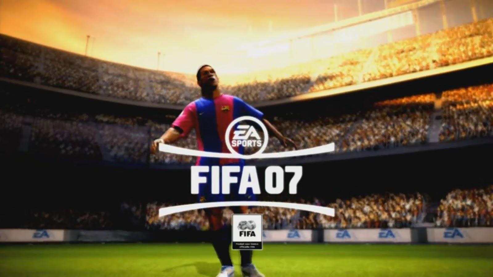 تحميل لعبة كرة القدم فيفا 7 - FIFA 07